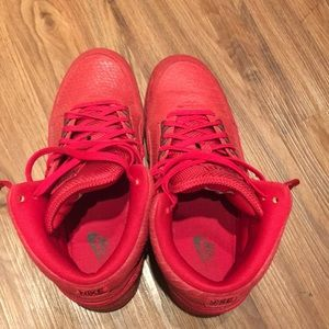 2c695c6f20044 Nike Shoes - Nike Air Python PRM (Red October)